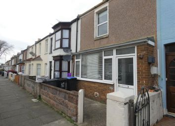 2 bed terraced house to rent in Byron Avenue, Margate CT9