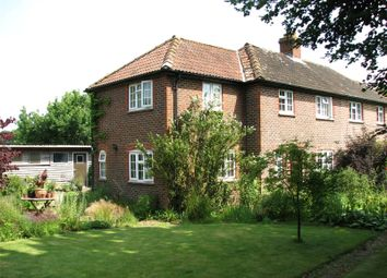 Thumbnail 3 bed semi-detached house for sale in Langley, Liss, Hampshire