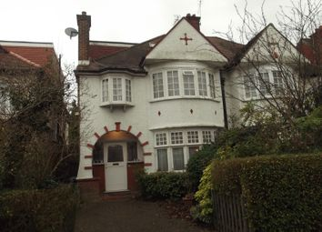 Thumbnail 6 bed semi-detached house for sale in Woodberry Way, Finchley