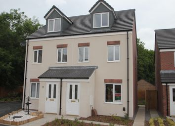 Thumbnail 3 bed property to rent in The Boulevards, Duffryn, Newport