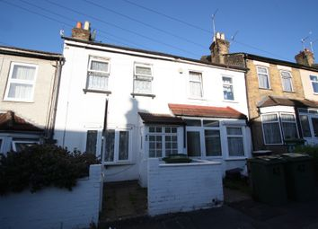 Thumbnail 3 bed terraced house to rent in Coleman Road, London