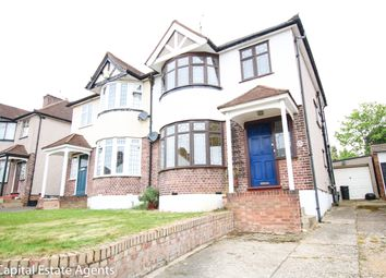 Thumbnail 3 bed semi-detached house to rent in Degema Road, Chislehurst