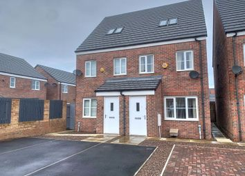 Thumbnail 3 bed property for sale in Admiral Court, South Shore Estate, Blyth