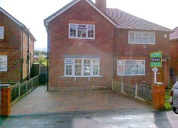 Thumbnail 2 bed semi-detached house for sale in Canterbury Road, West Bromwich, West Midlands