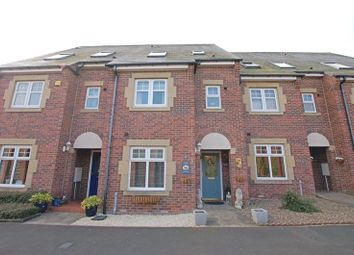 Thumbnail 4 bed terraced house for sale in The Lairage, Ponteland, Newcastle Upon Tyne