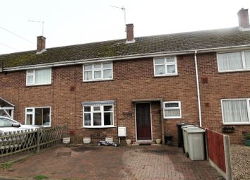 Thumbnail 3 bed terraced house for sale in Stenner Road, Coningsby, Lincoln