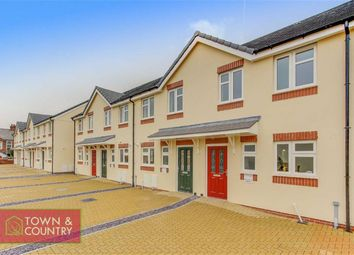 Thumbnail 3 bed terraced house for sale in St Marks Mews, Church Hill, Connah's Quay, Flintshire