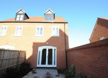 Thumbnail 3 bed semi-detached house to rent in Granary Close, Bottesford, Nottingham