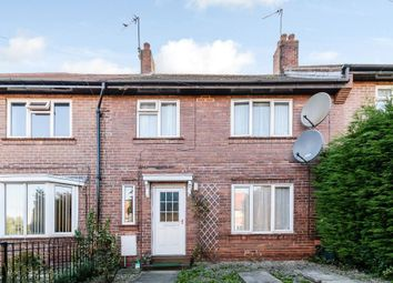 Thumbnail 3 bed terraced house for sale in Fairfax Avenue, Harrogate