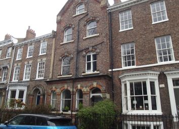 Thumbnail 1 bed flat to rent in Bootham Terrace, Bootham, York