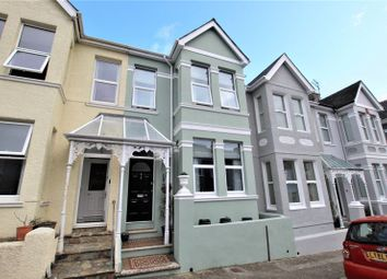 Thumbnail 2 bed terraced house for sale in Meredith Road, Peverell, Plymouth, Devon