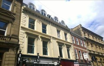 Thumbnail Commercial property for sale in Flat 1, 27-28 Silver Street, Hull