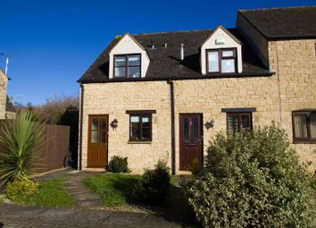 Thumbnail 1 bed end terrace house to rent in Painswick Close, Witney