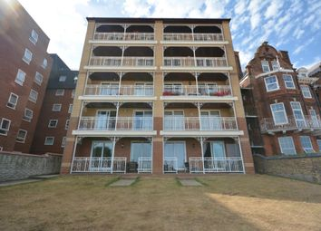 Thumbnail 2 bed flat for sale in Elizabeth Court, Kirkley Cliff Road, Lowestoft