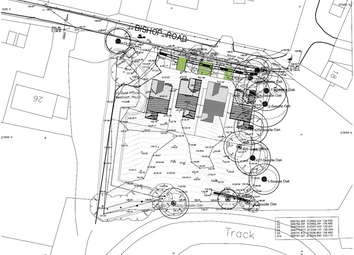 Thumbnail Land for sale in Bishop Road, Ammanford