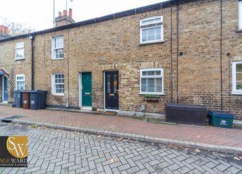 Thumbnail 2 bed cottage to rent in Hertingfordbury Road, Hertford