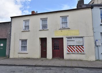 Thumbnail 4 bed town house for sale in Hill Street, Haverfordwest