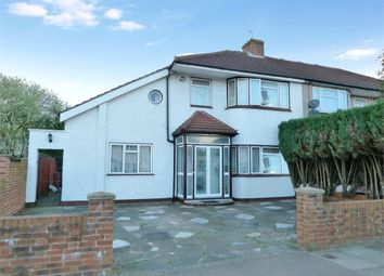 Thumbnail 4 bed semi-detached house for sale in Kenmore Road, Harrow, Middlesex