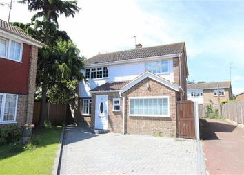 Thumbnail 3 bedroom detached house for sale in Mcdivitt Walk, Eastwood, Essex