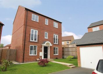 4 bed detached house for sale in Wildacre Drive, Little Billing, Northampton NN3