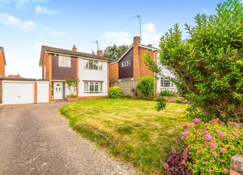 Thumbnail 3 bedroom detached house for sale in Harcourt Drive, Earley, Reading