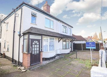 Thumbnail 3 bed semi-detached house for sale in Bulger Road, Bilston