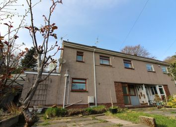 Thumbnail 3 bed semi-detached house for sale in Acre Close, Swffryd Crumlin, Newport