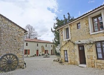 Thumbnail 15 bed property for sale in Villefagnan, Charente, France