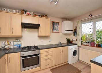 Thumbnail 2 bed bungalow for sale in Churchill Close, Folkestone, Kent