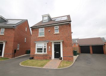 Thumbnail 4 bed detached house for sale in Clementine Walk, Coventry, West Midlands