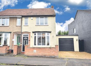 Thumbnail 3 bed semi-detached house for sale in Beatrice Road, Kettering