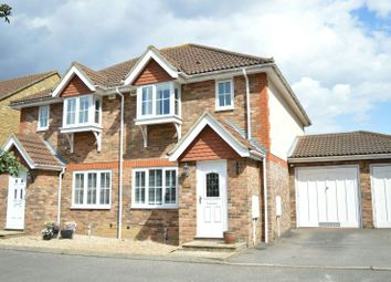 Thumbnail 3 bed semi-detached house to rent in St. Catherines Close, Chessington
