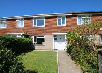 Thumbnail 3 bed terraced house for sale in Solent Close, Lymington, Hampshire
