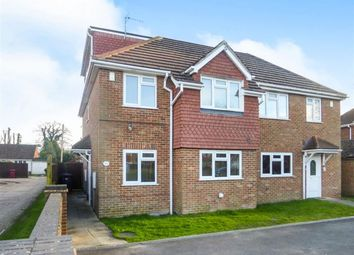 Thumbnail 4 bedroom semi-detached house for sale in Whitley Wood Road, Reading