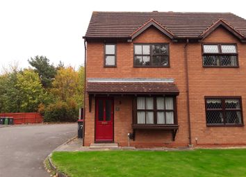 Thumbnail 2 bed semi-detached house for sale in Coney Green Way, Telford