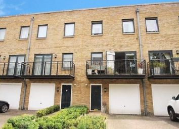 Thumbnail 4 bed town house to rent in College Road, Chatham, Kent .