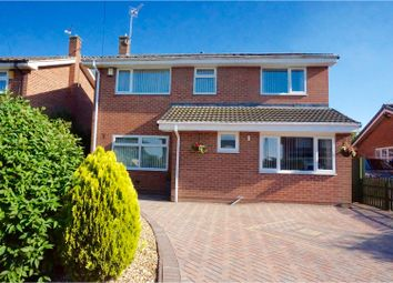 Thumbnail 4 bed detached house for sale in Arundel Drive, Ranskill, Retford