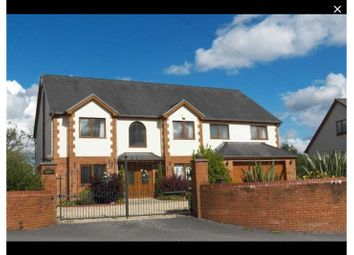 Thumbnail 7 bed detached house for sale in Heol Y Dre, Llanelli
