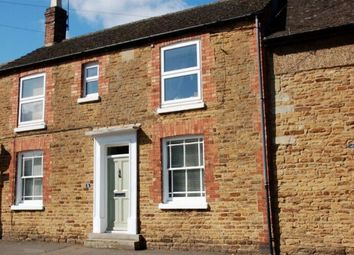 Thumbnail 3 bed cottage for sale in Church Street, Moulton, Northampton