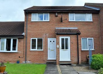 Thumbnail 2 bed flat to rent in Dowber Way, Thirsk
