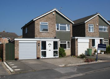Thumbnail 3 bed link-detached house for sale in Oaken Grove, Haxby, York