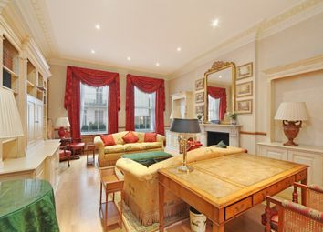 Thumbnail 4 bedroom flat to rent in West Halkin Street, Belgravia, London