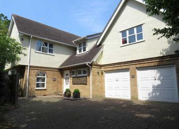 Thumbnail 4 bed detached house for sale in Green Lane, Colchester