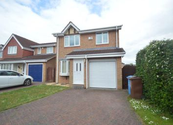 Thumbnail 3 bed detached house to rent in Heather Close, Hull
