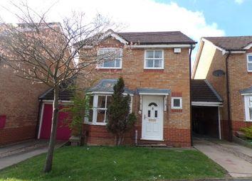 Thumbnail 3 bed link-detached house to rent in Woodridge Avenue, Birmingham