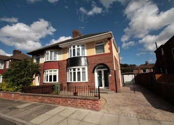 Thumbnail 3 bed semi-detached house for sale in Chelmsford Avenue, Hartburn, Stockton-On-Tees