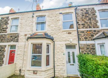 Thumbnail 5 bed terraced house for sale in Longcross Street, Adamsdown, Cardiff