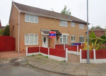 Thumbnail 2 bed semi-detached house for sale in Milnthorpe Close, Kirkdale, Liverpool