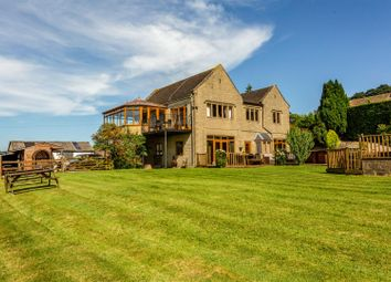 Thumbnail 5 bed detached house for sale in Selsley West, Stroud