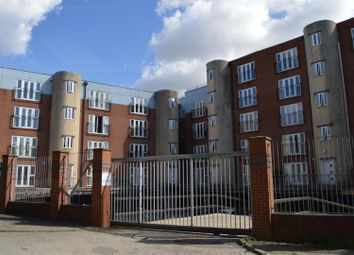 Thumbnail 2 bed flat for sale in St. Lawrence Street, Hulme, Manchester